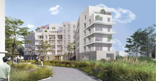 Densification Alfortville